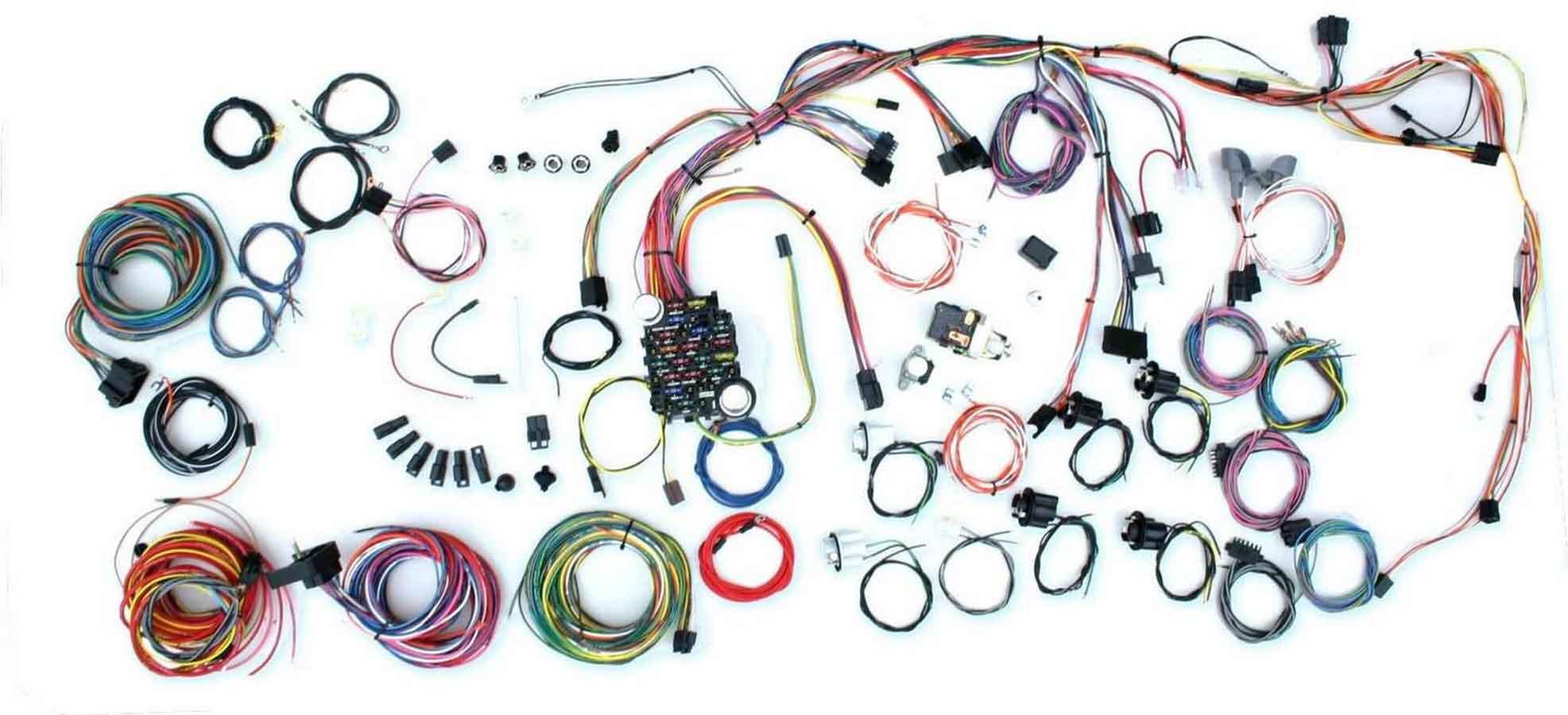 Grand Prix Auto Wiring Harness System 69 Camaro Wire