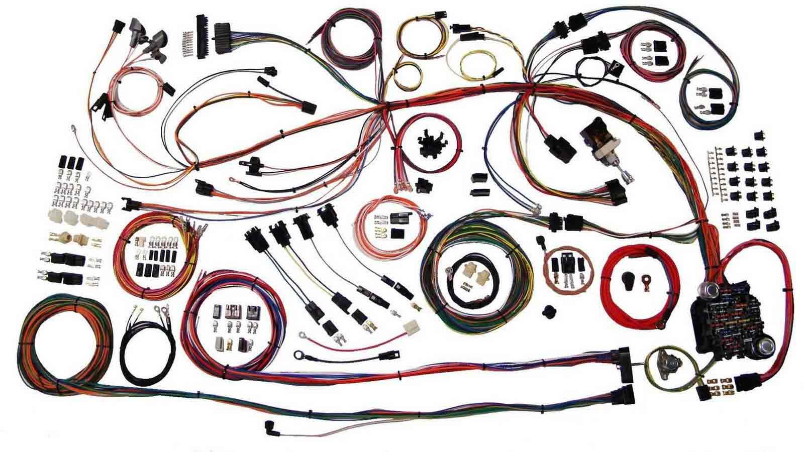 68 chevelle wiring diagram autowire