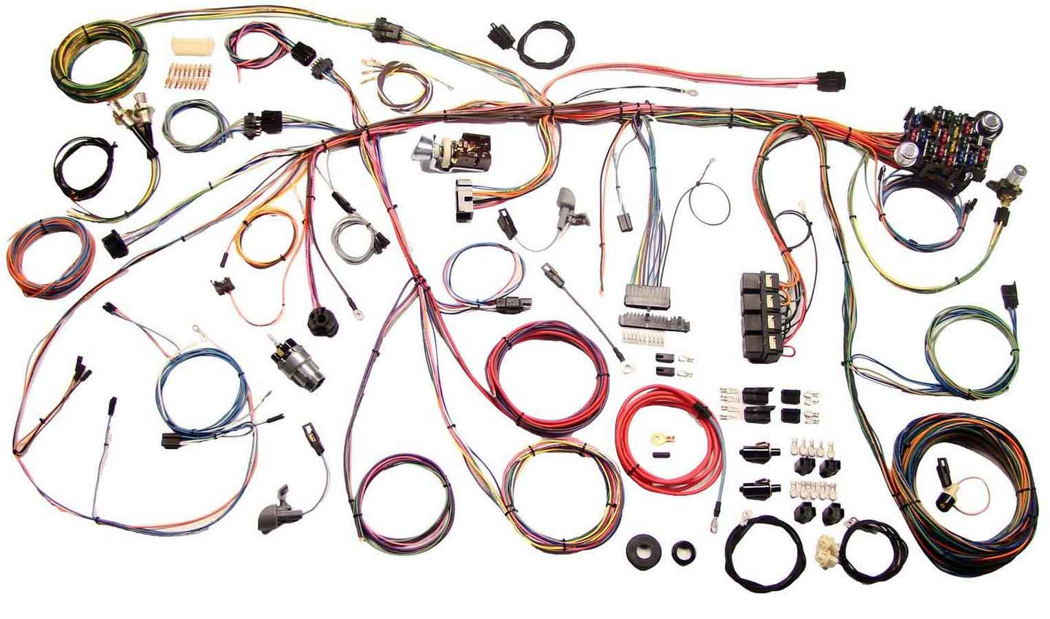 ford falcon wiring harness solidfonts 57 65 ford wiring diagrams