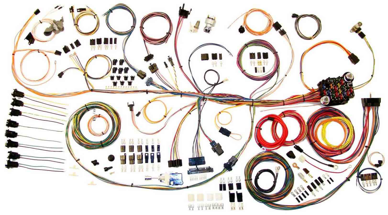 64-67 GTO Wiring Harness