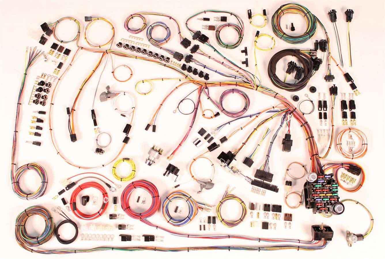 1966 Impala Wire Harness Kit Schematics Wiring Diagrams Grand Prix Diagram Free Download Auto Rh Grandprixauto Com Vehicle Complete Kits 66 Chevelle