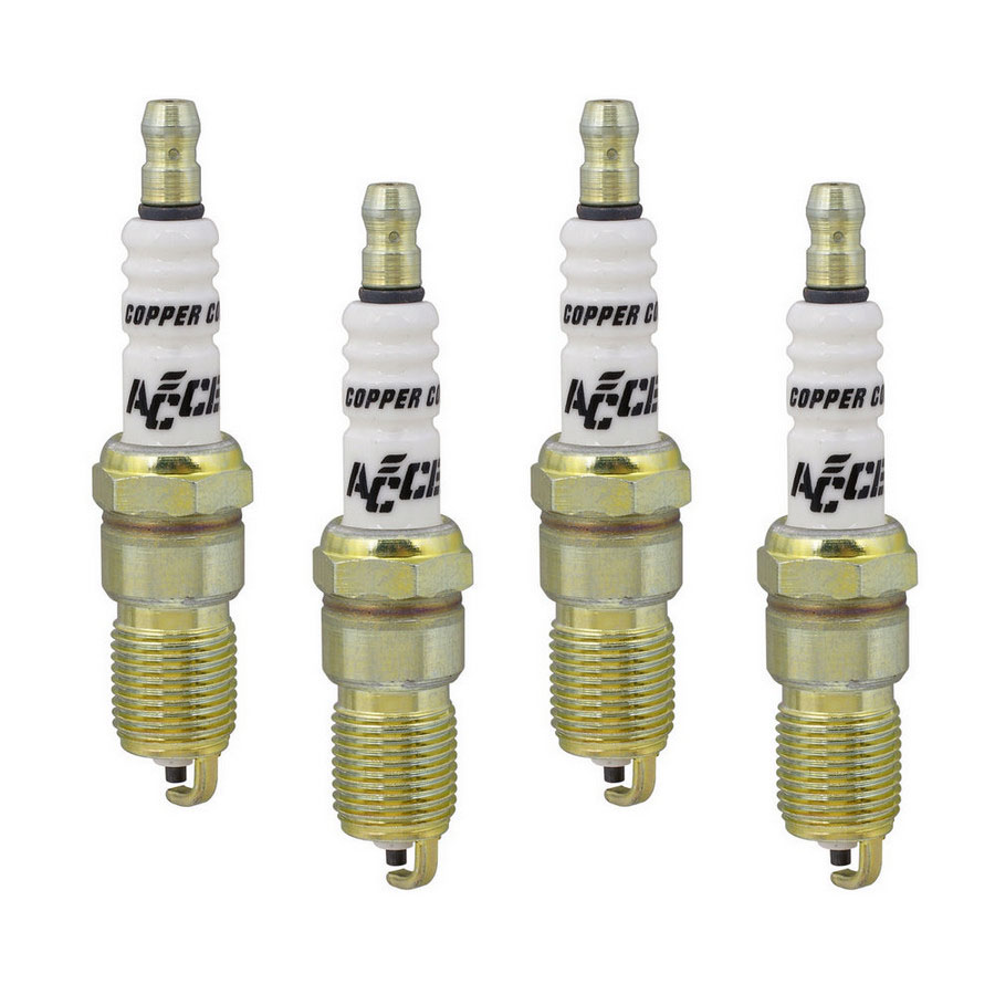 <del>Spark Plugs 4pk</del> - <span class='red' style='color: red;'>DISCONTINUED</span>