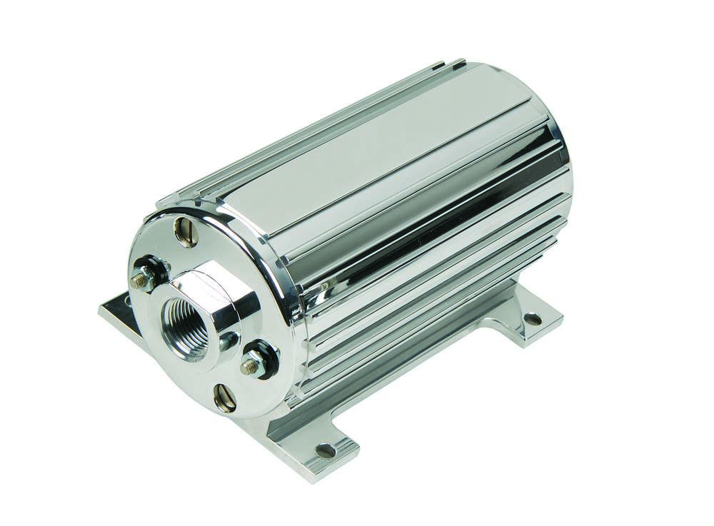 A1000 Electric Fuel Pump - Polished
