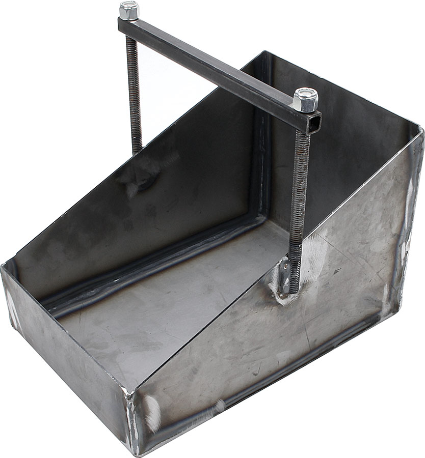 Allstar performance steel drag battery box