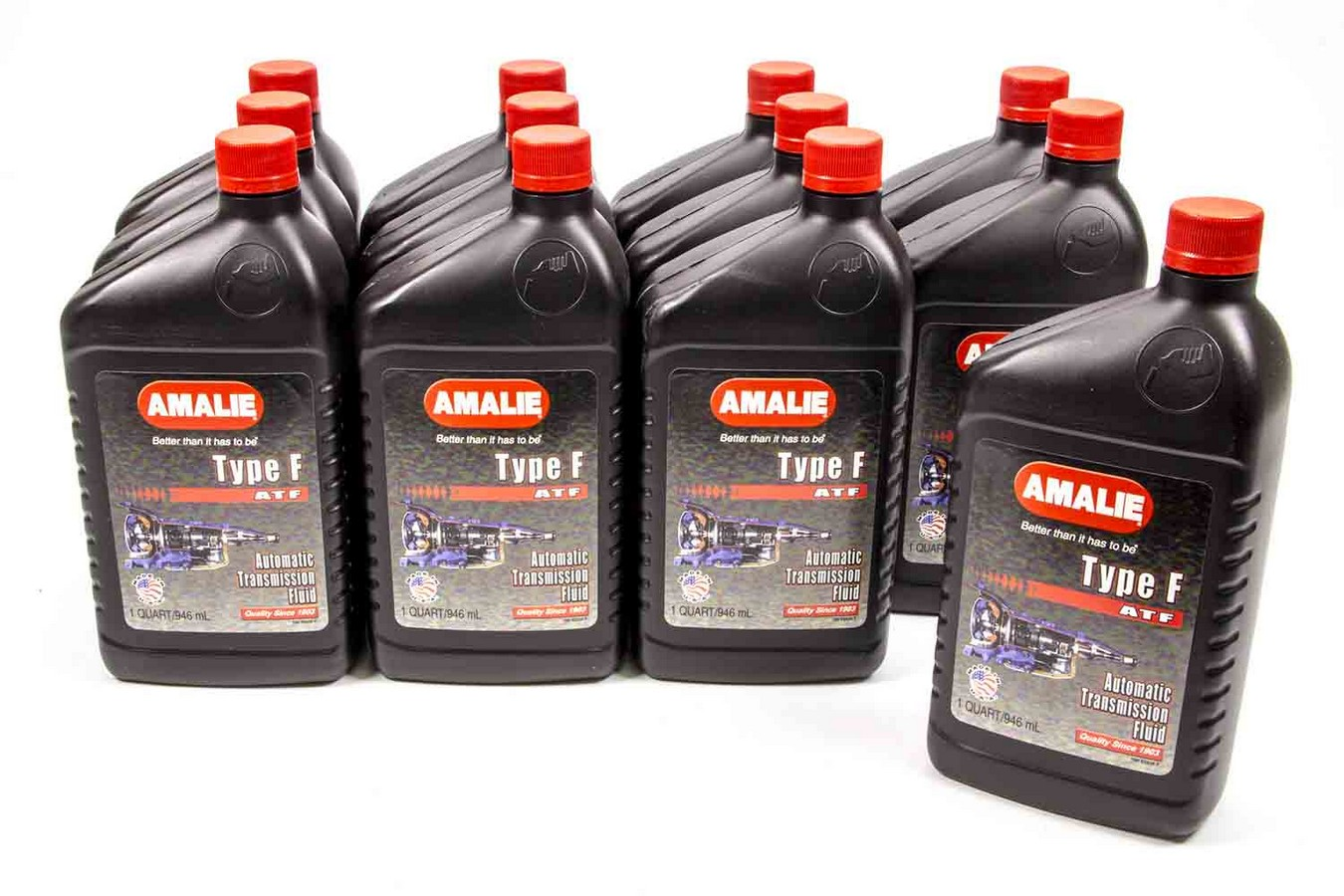Amalie 160 62836 56 ford type f atf trans fluid case for Type of motor oil