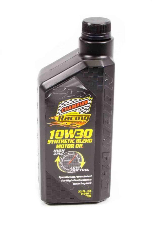 Champion Brand 4104h 1 Motor Oil Racing 10w30 Zddp Semi