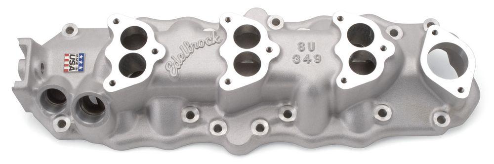 49-53 Ford Flathead Triple Deuce Manifold