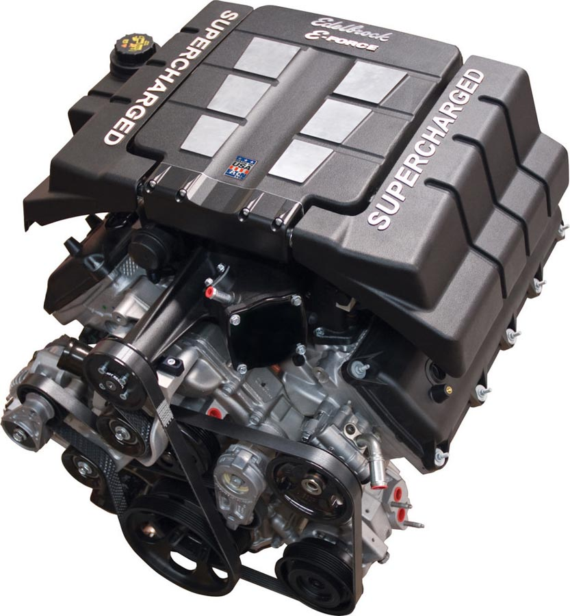 E-Force Supercharger Kit - 06-08 Mopar 5.7L Hemi