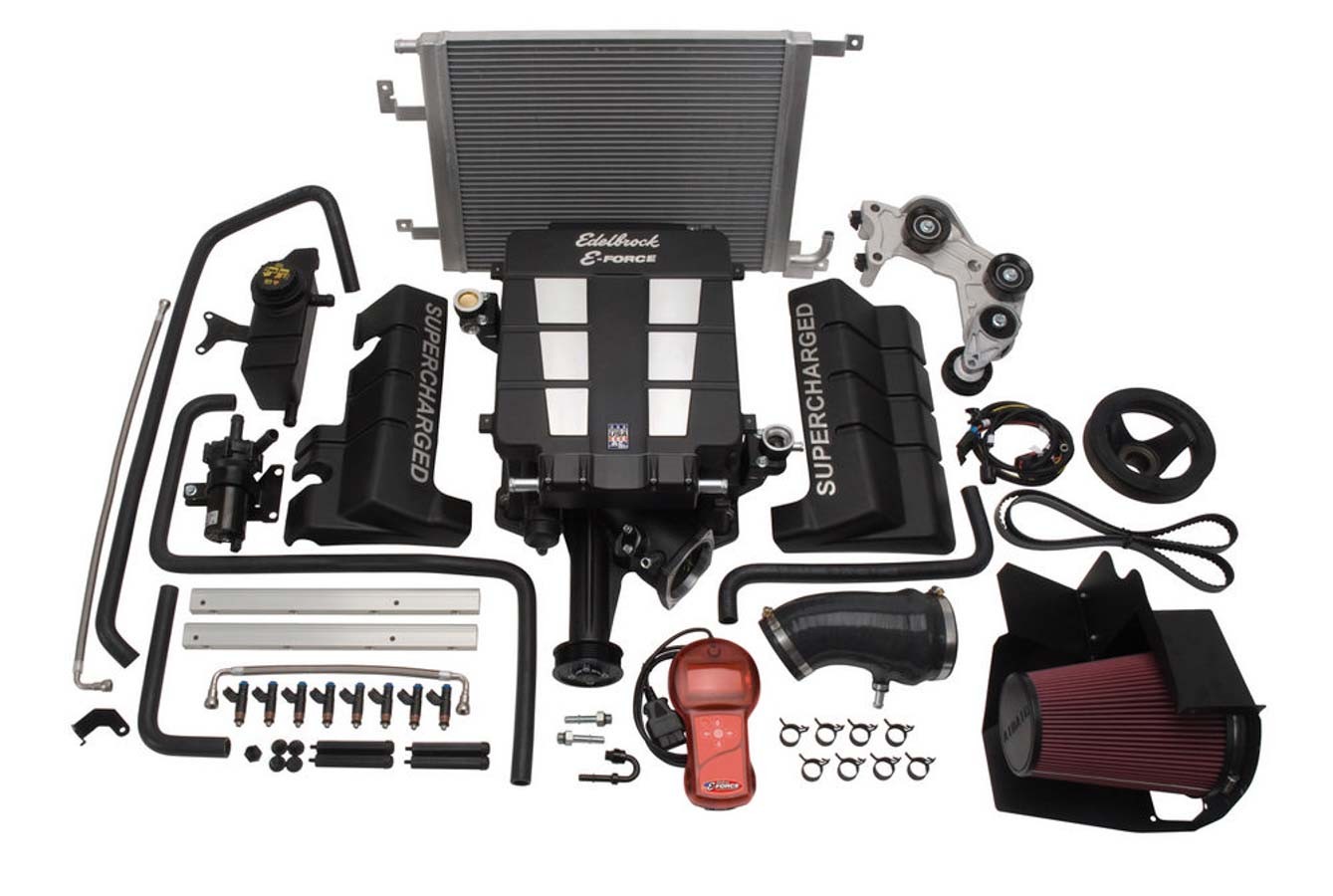 E-Force Supercharger Kit - 09-11 Mopar 5.7L Hemi