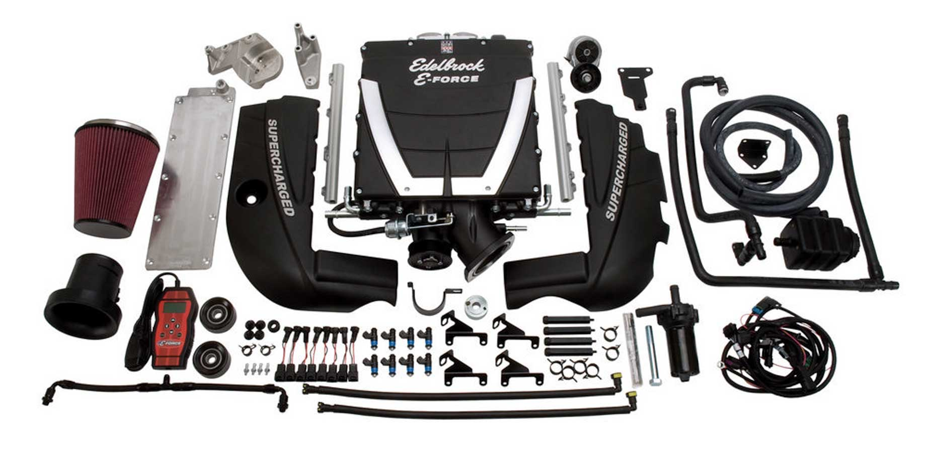 E-Force Supercharger Kit - GM LS3 Engines
