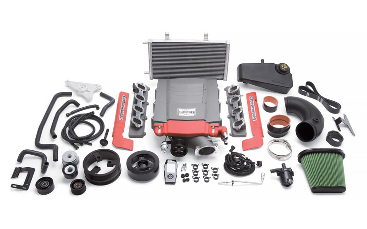 E-Force Supercharger Kit 2014 Corvette Z51 LT1