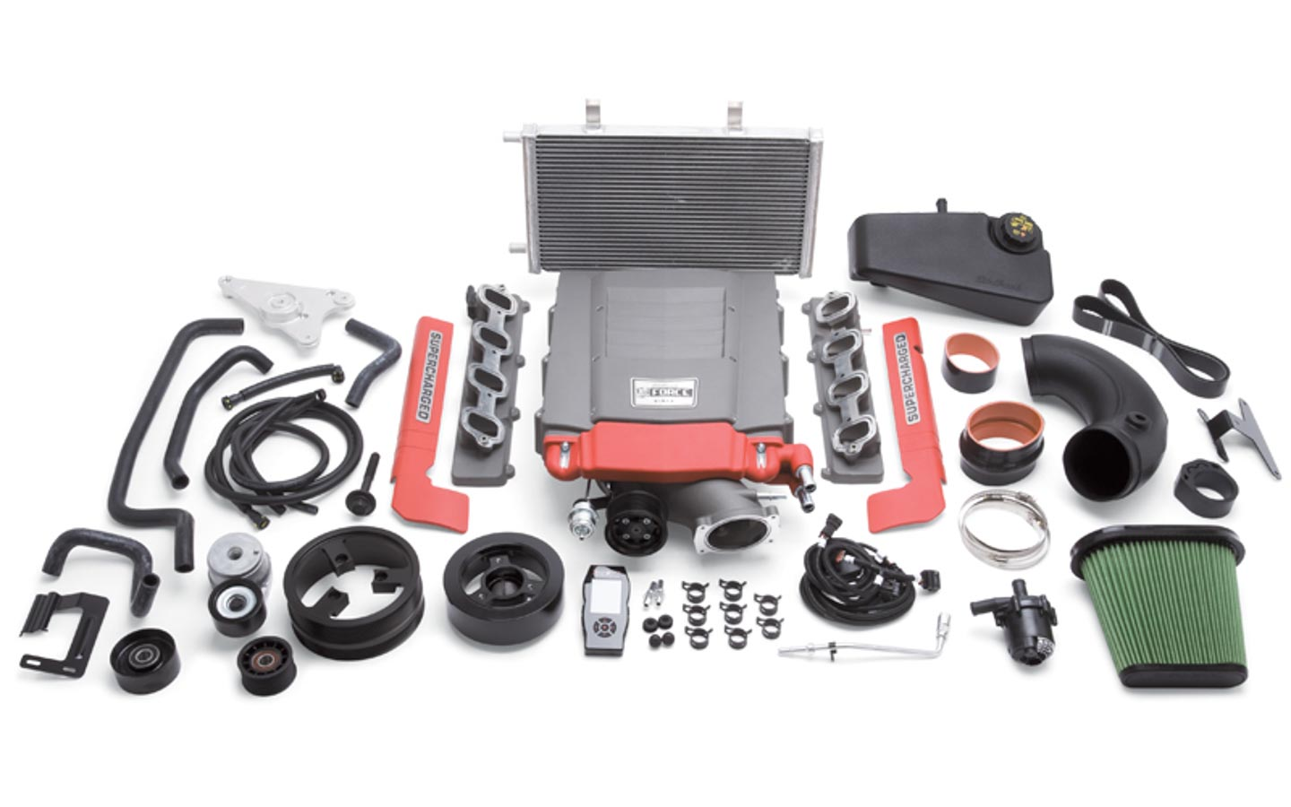 E-Force Supercharger Kit 2014 Corvette LT1