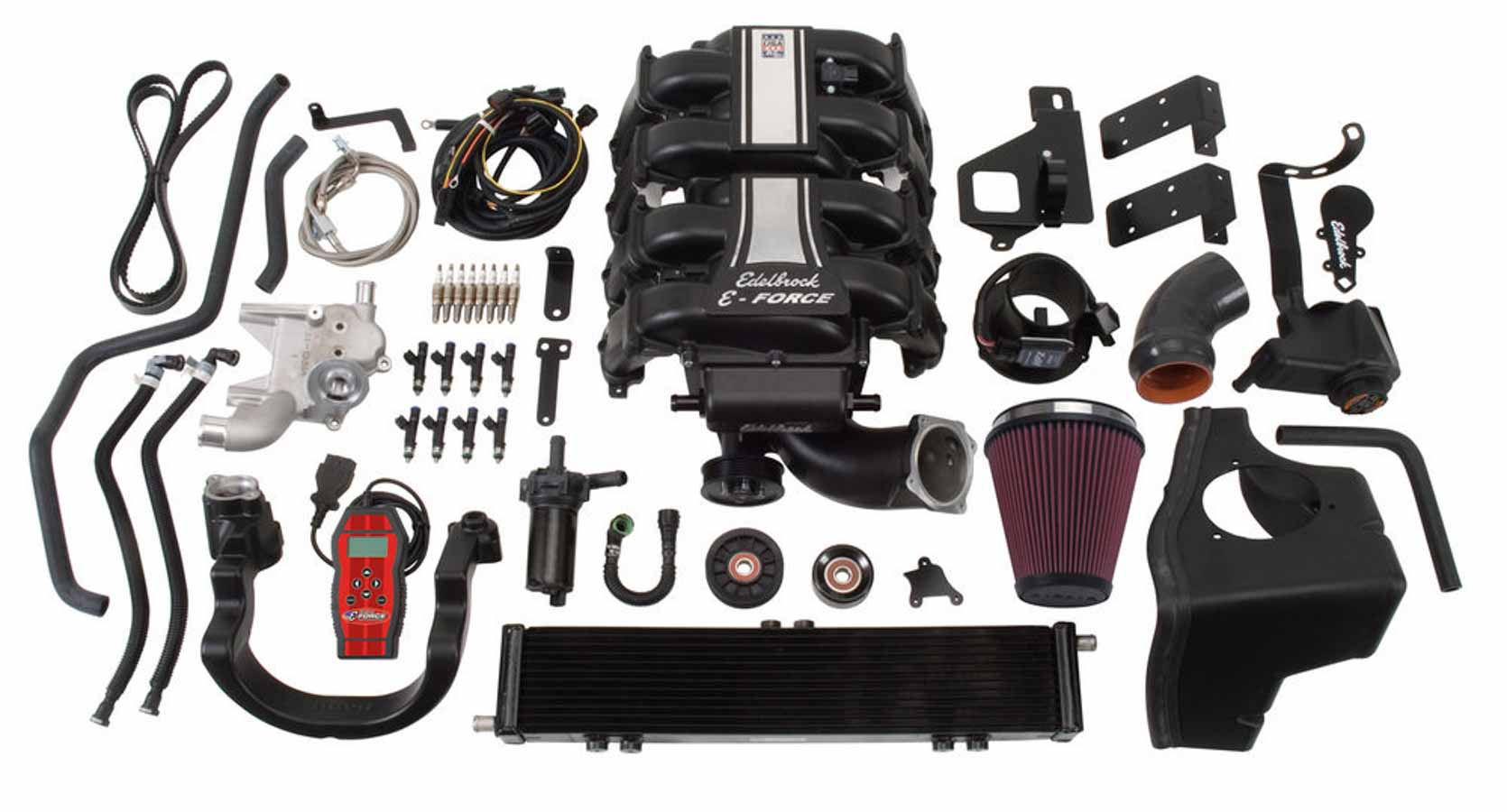 E-Force Supercharger Kit - Ford F150 04-08 5.4L
