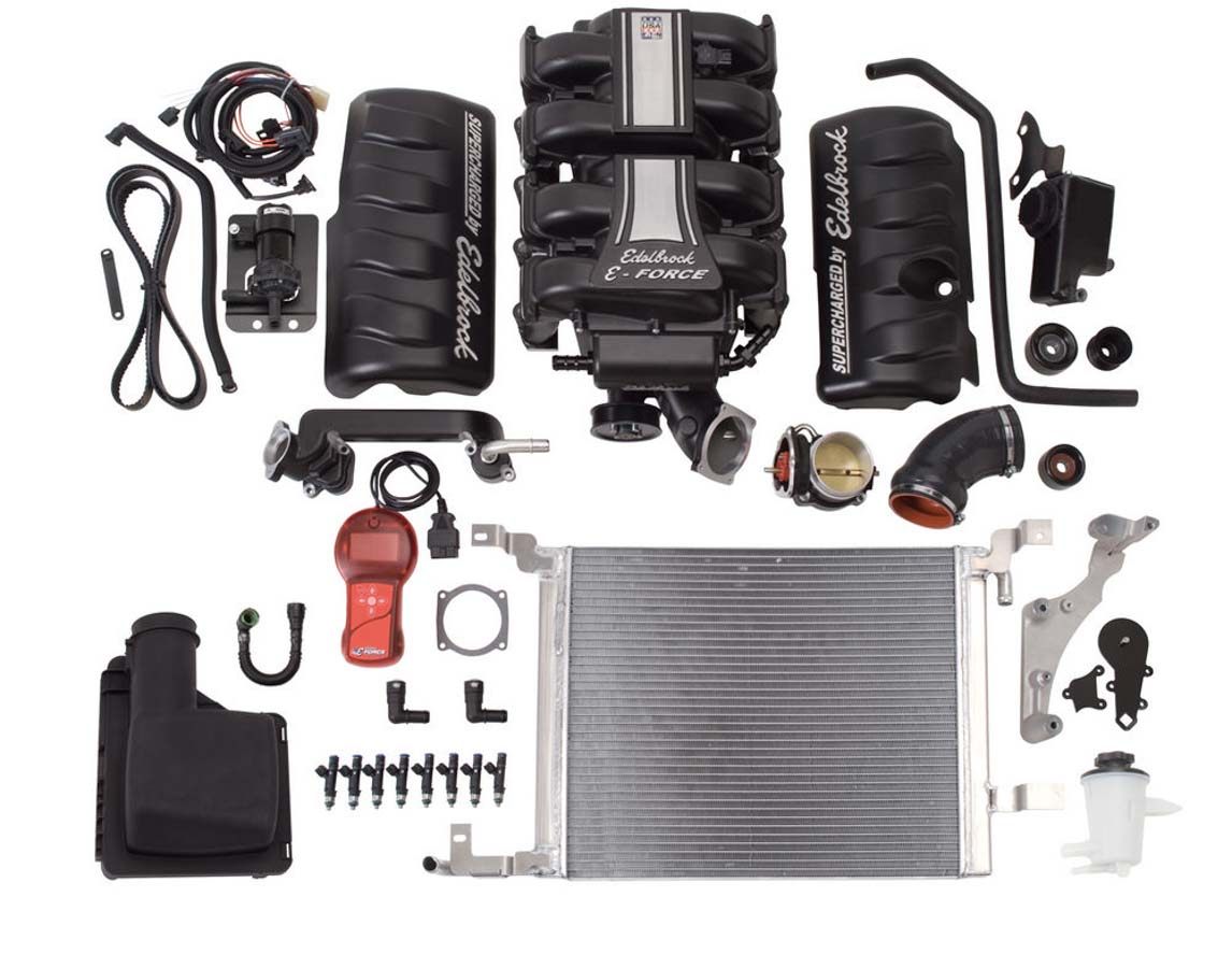 E-Force Supercharger Kit - 2010 Mustang
