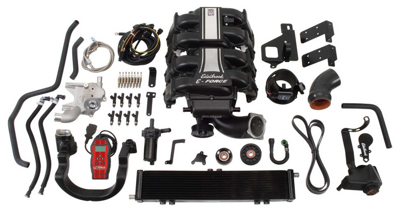 E-Force Supercharger Kit - Ford F150 09-10 5.4L