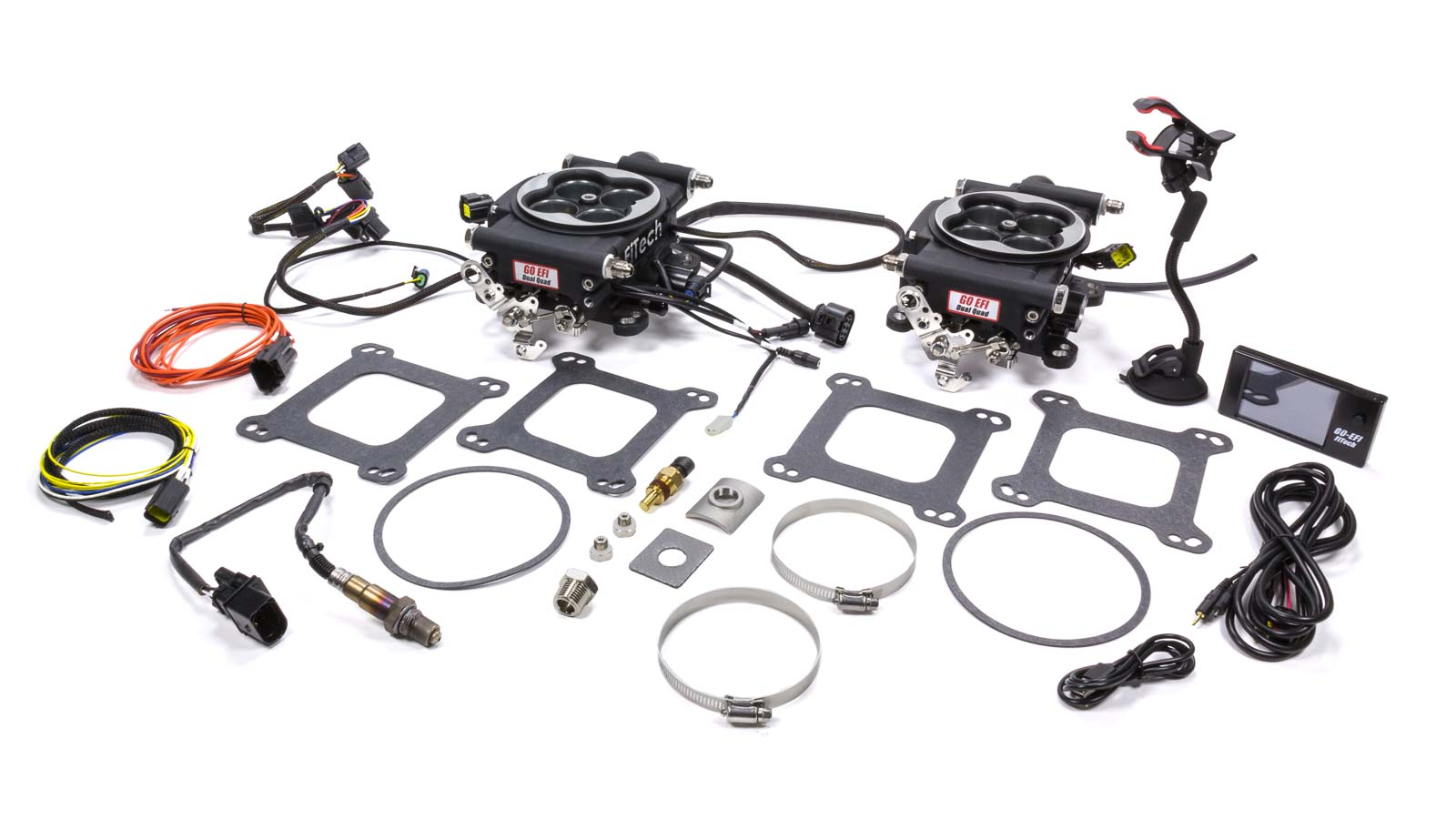 GO EFI 2x4 625hp Kit Matte Black
