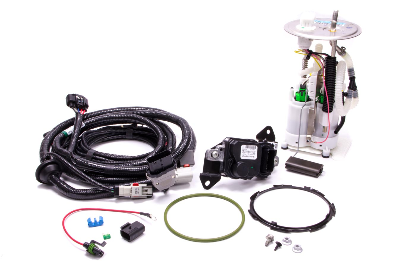 ford m 9407 msvta dual fuel pump kit 2010 mustang gt ebay. Black Bedroom Furniture Sets. Home Design Ideas