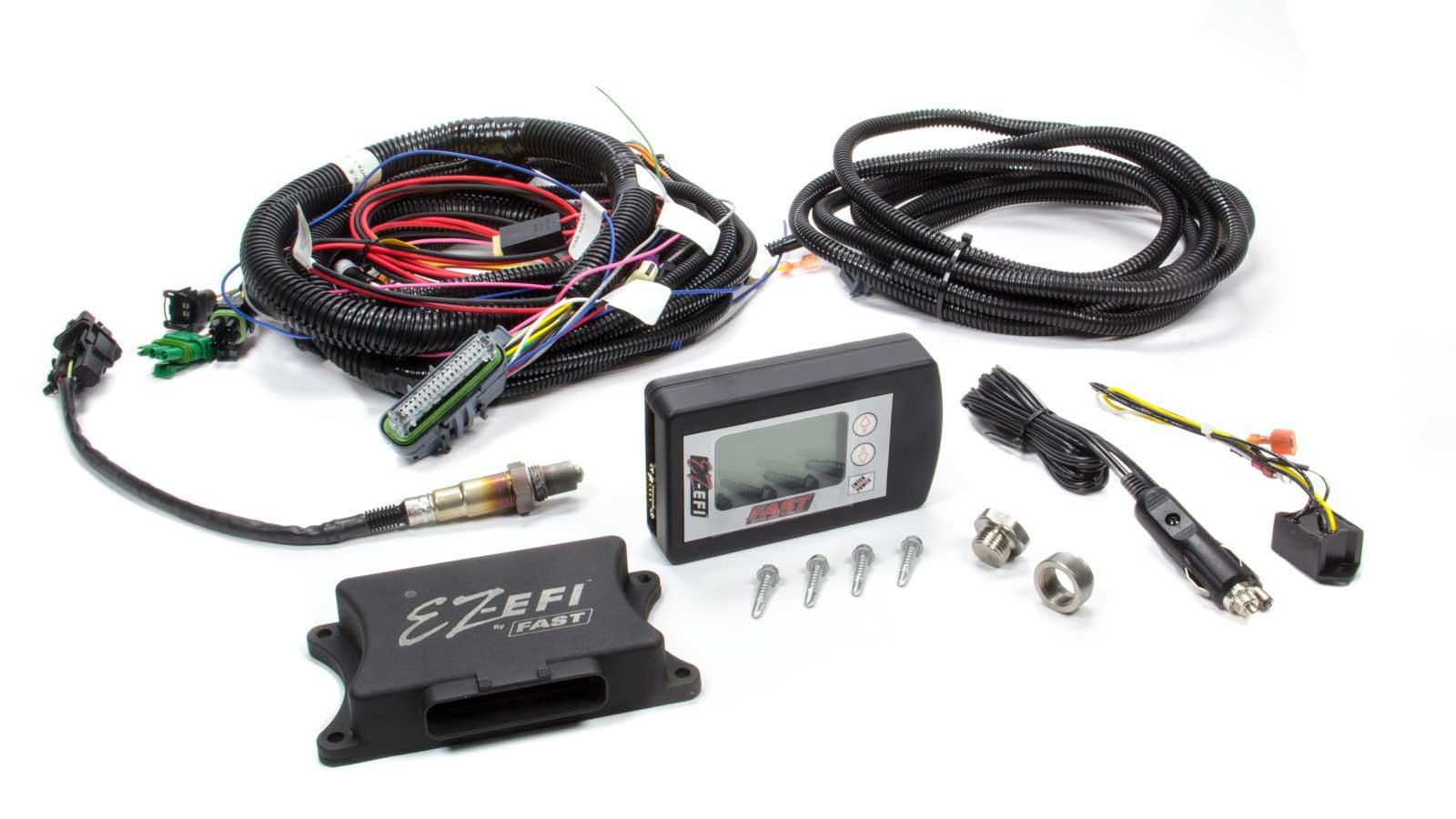Grand Prix Auto Fast Efi Wire Harness Delez Kit Multi Port Superseded 09 30 15