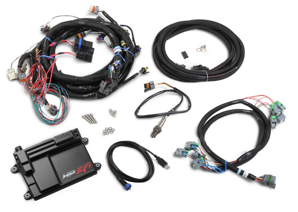 Grand Prix Auto Holley Tbi Wiring Diagram Ecu Harness Ls2