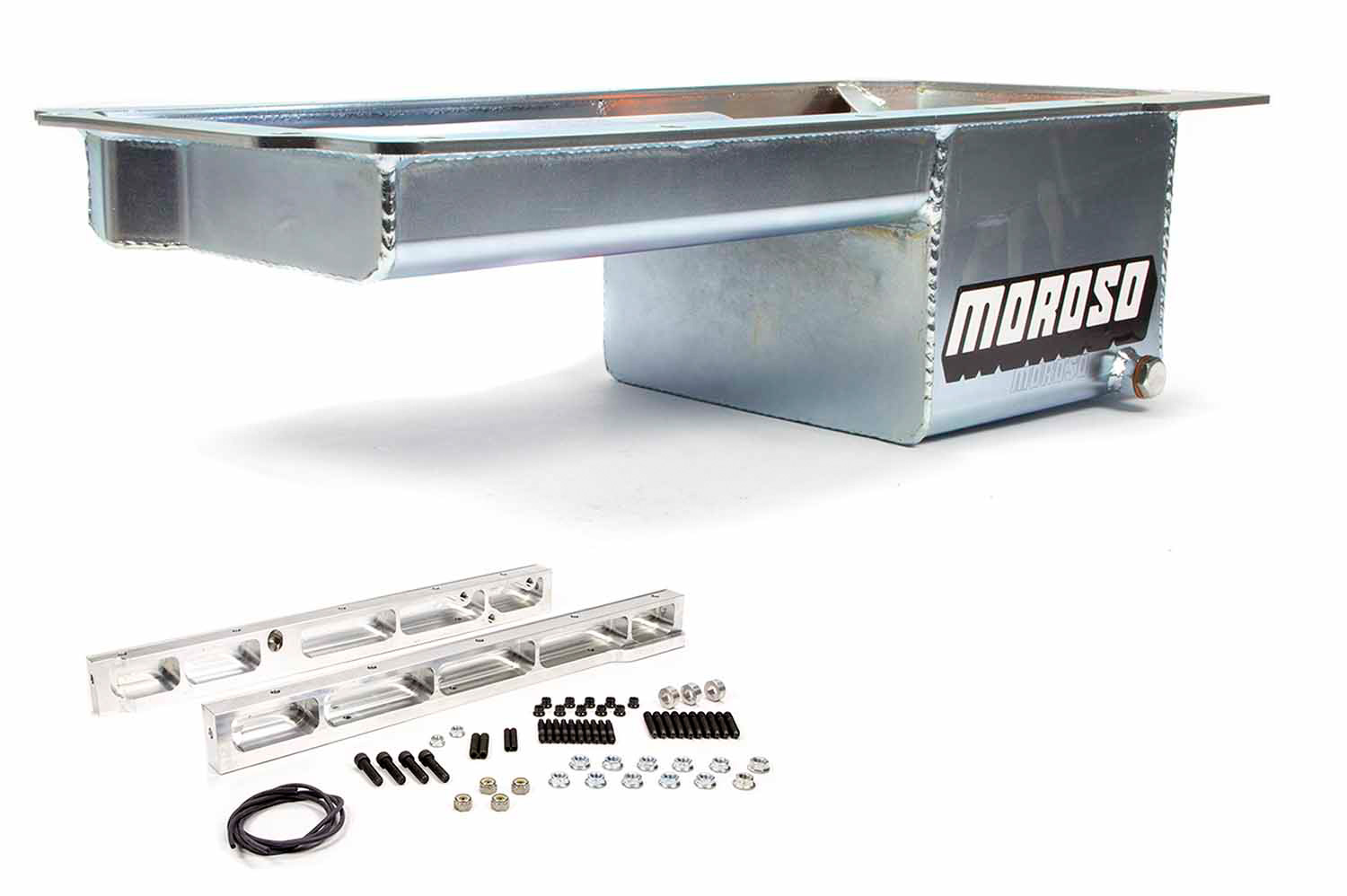 GM LS 7qt Oil Pan - Fits Dart LS Next Block