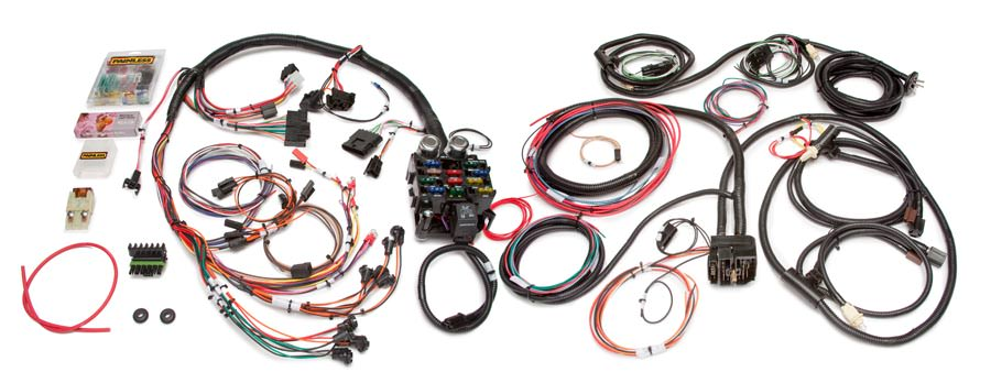 76-86 Jeep(factory Repl) Harness 21 Circuit