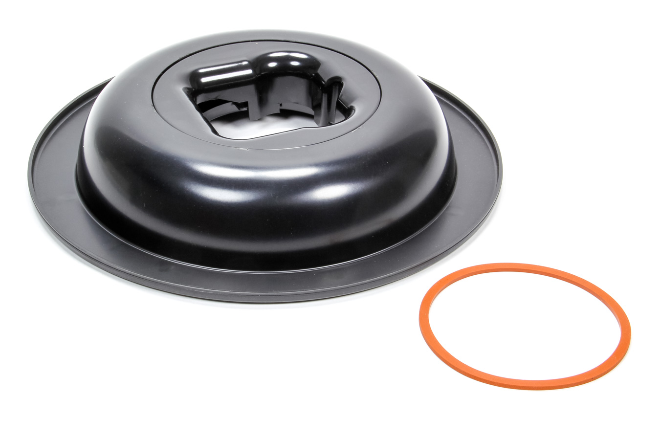 Drop Base Air Cleaner : R c performance in round drop base black air cleaner