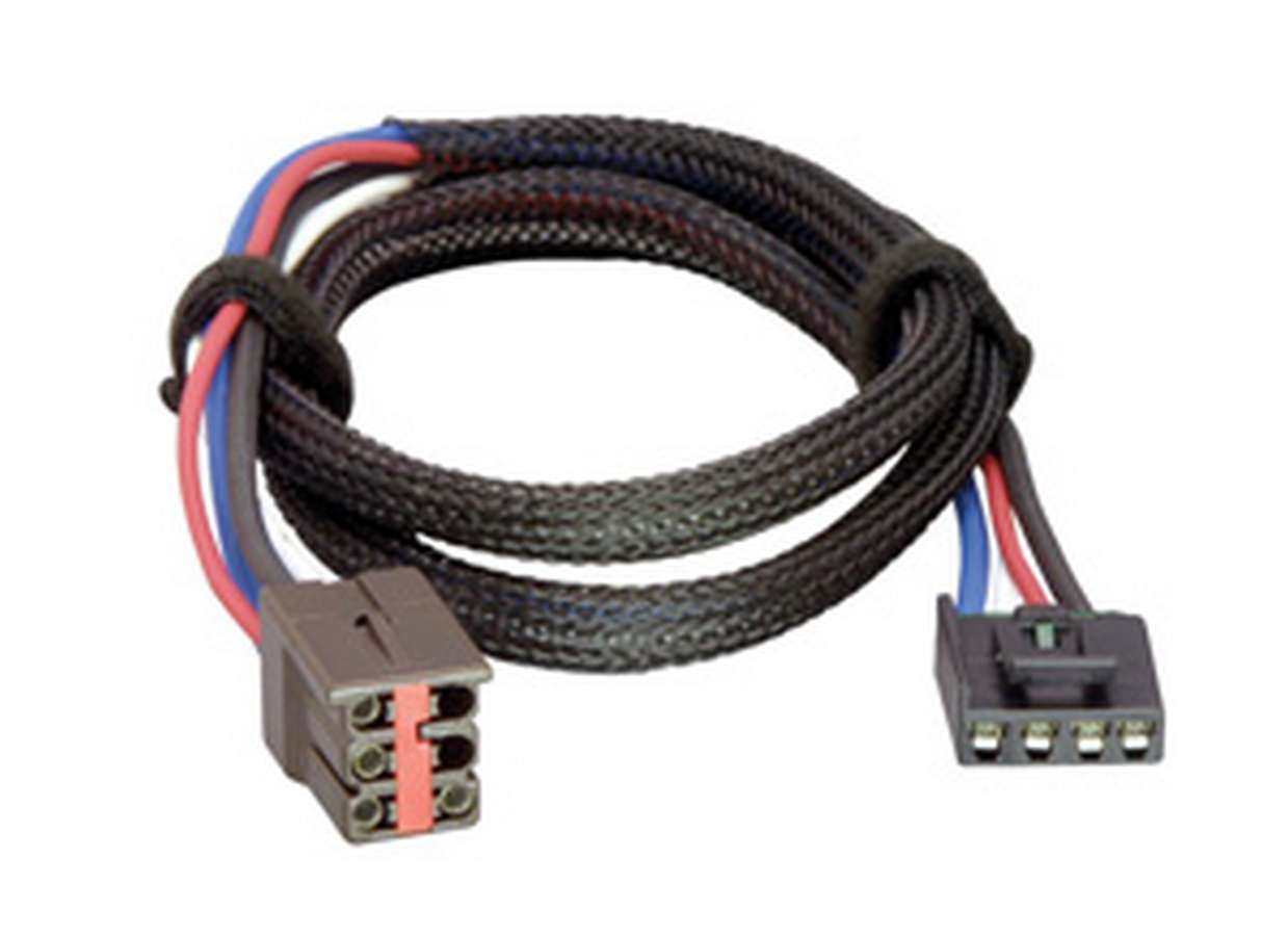 Ford Trailer Brake Controller Wiring Harness - Wiring Solutions
