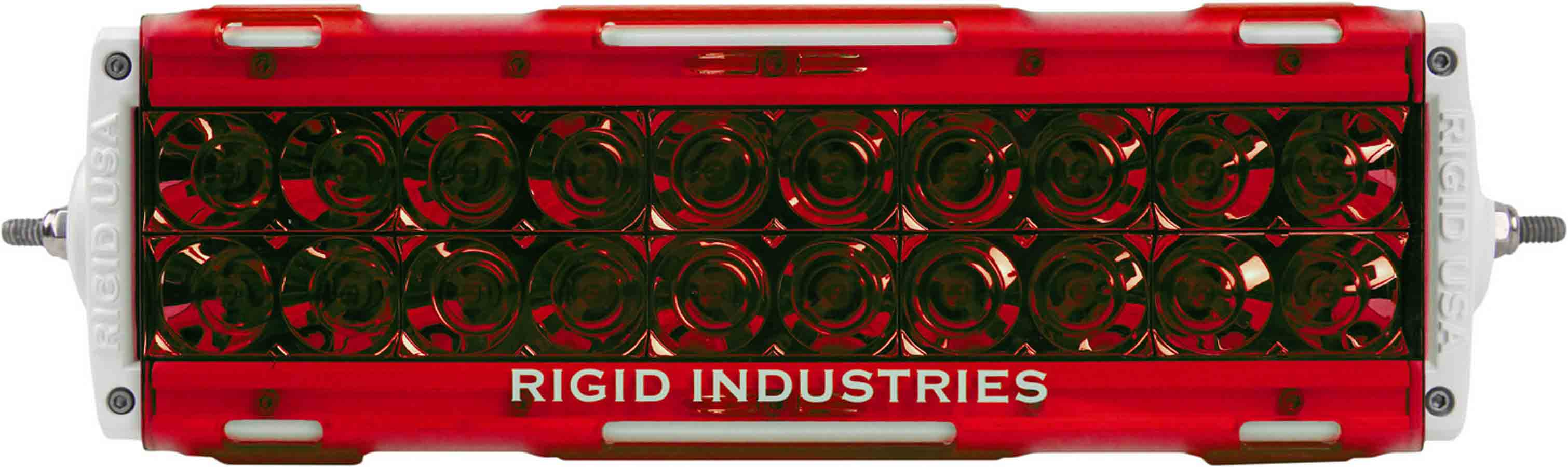LED Light Cover Each 10 in E Series Red