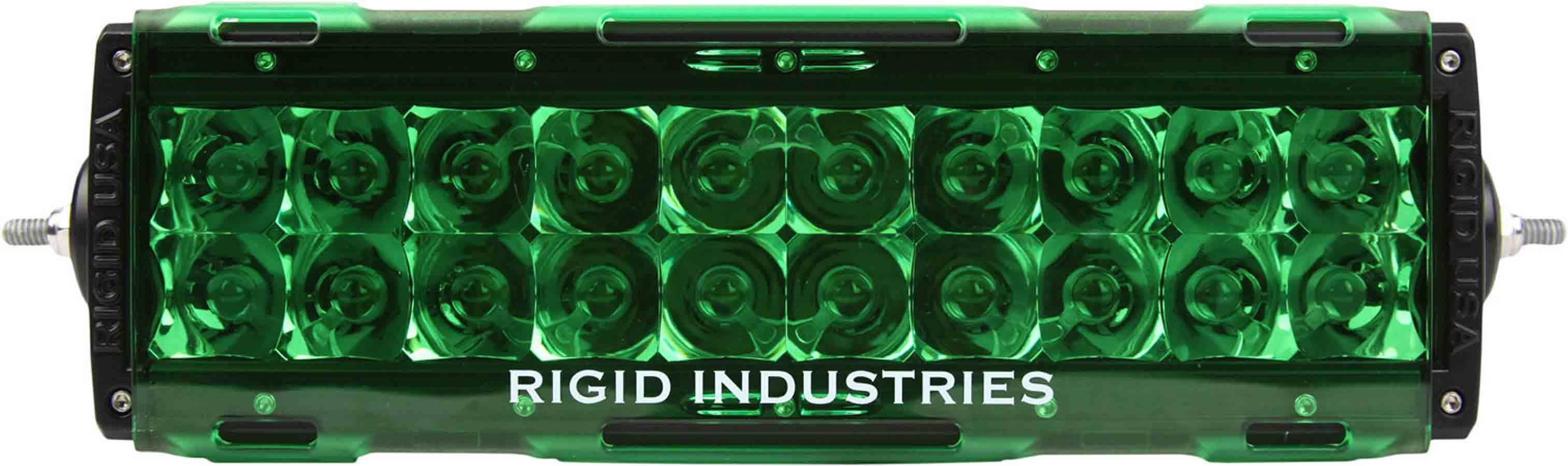 Led Light Cover Each 10 in E Series Green