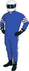 Jacket Nomex S/L LG Blue SFI-1 - DISCONTINUED