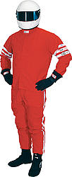 Jacket Nomex S/L SM Red SFI-1 - DISCONTINUED