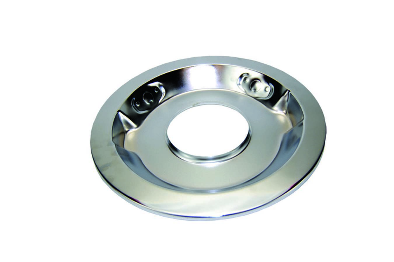 Drop Base Air Cleaner : Specialty chrome in round drop base air cleaner