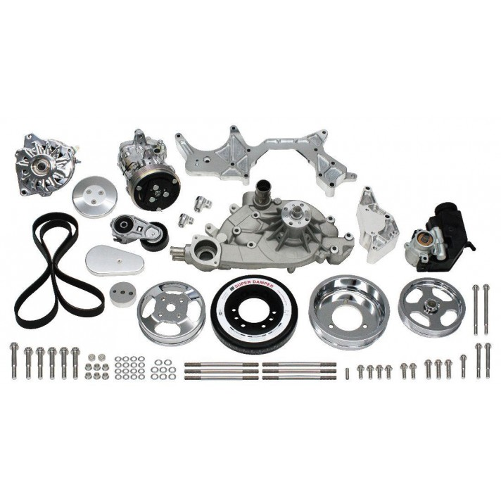 ls engine front runner drive system
