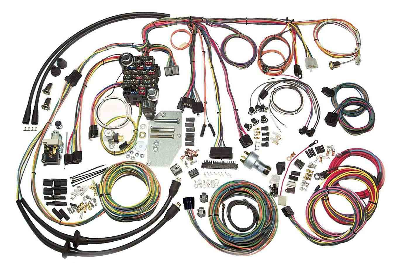 Grand Prix Auto Automotive Wire Harness Manufacturers Usa 55 56 Chevy Classic Update Wiring System