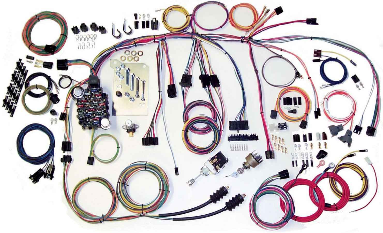 66 Chevy Truck Wiring Harness Library 1950 Ford Car Wire 500560