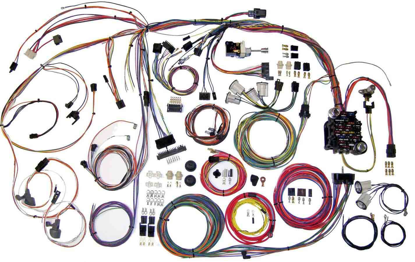 Grand Prix Auto 67 Nova Fuse Box 70 72 Chevelle Wiring Harness