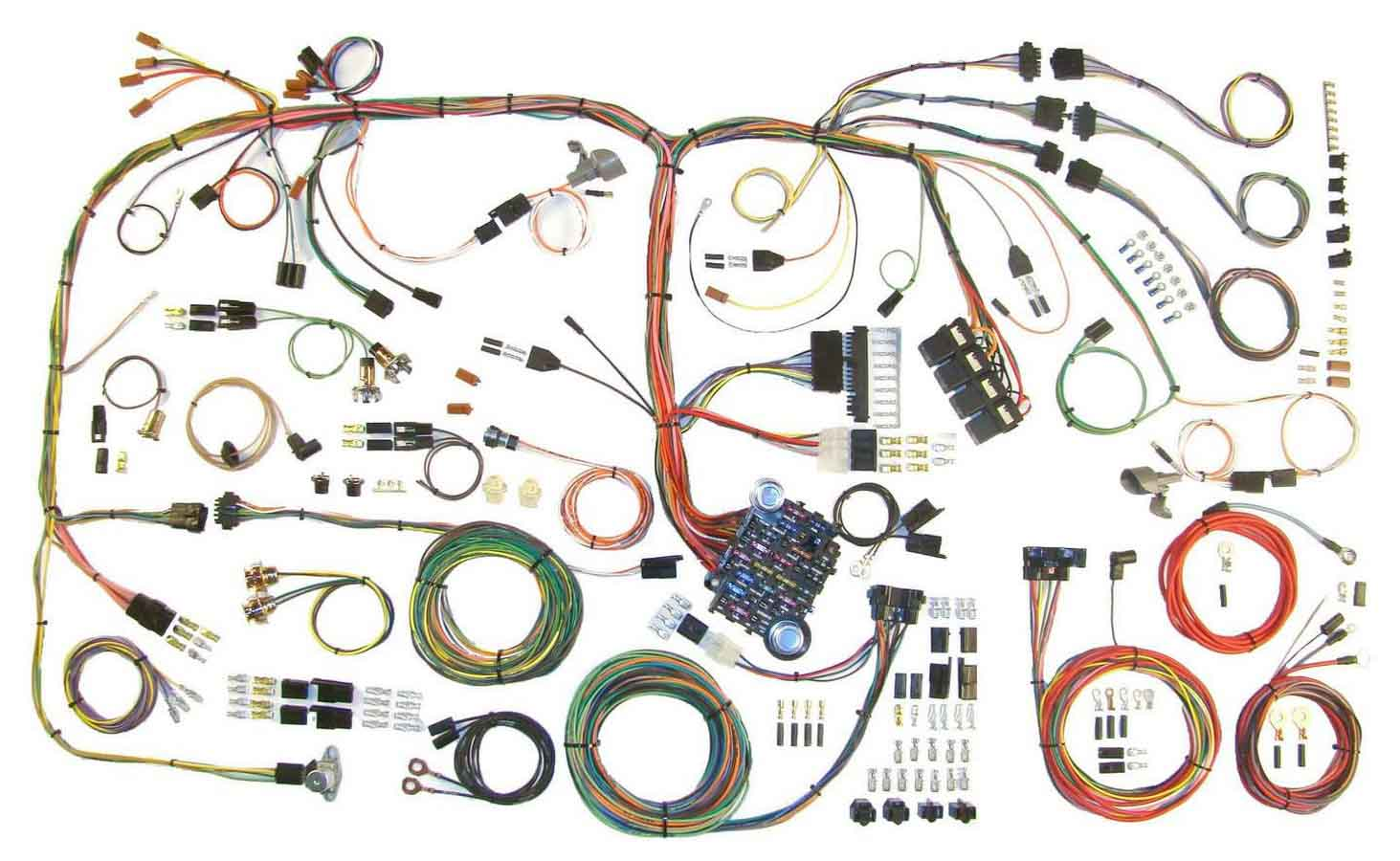 Total Rewirewhich Kit To Use Mopar Wiring Diagrams Instrument Panel