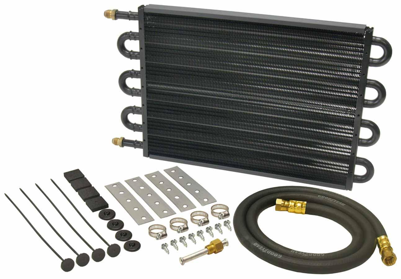 DERALE 13 x 7-1//2 x 3//4 in DynoCool Automatic Trans Fluid Cooler Kit P//N 12906