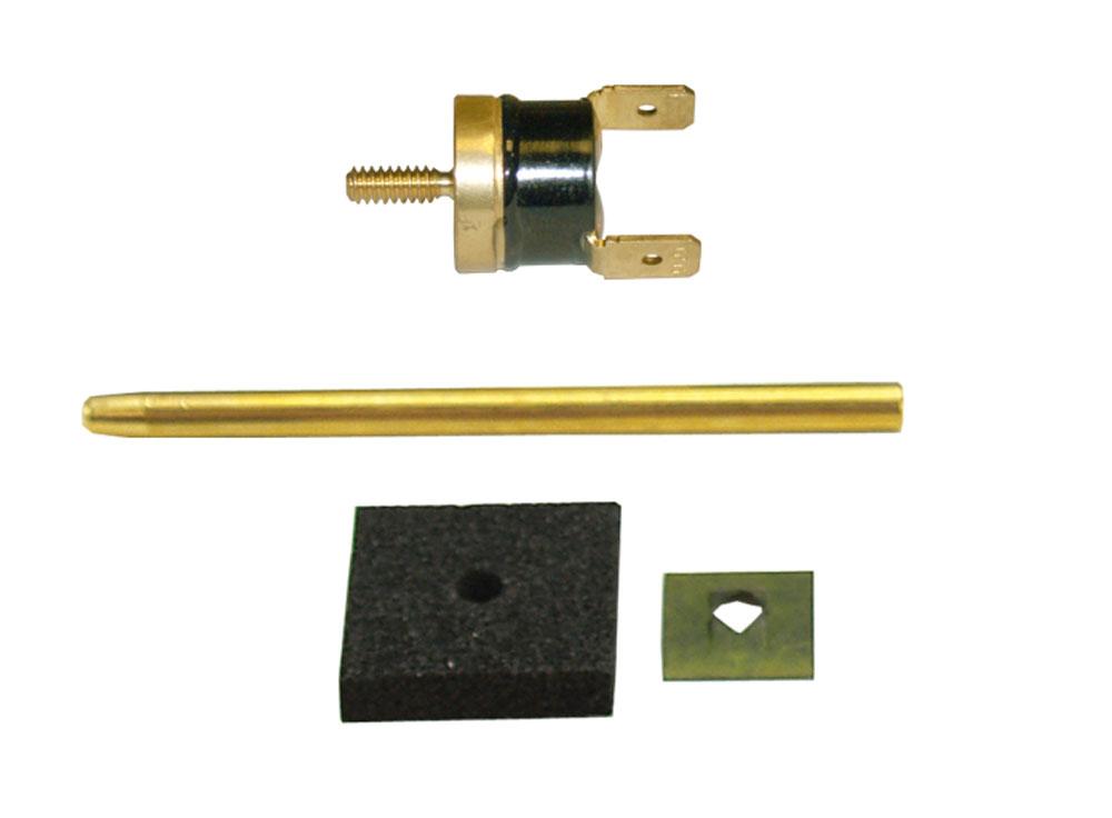 Derale Adjustable Fan Controller Push In Electric Temperature Sender