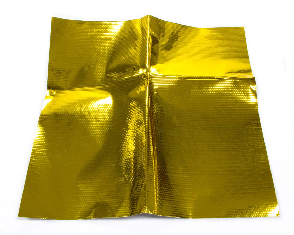 """Design Engineering 010391 Reflect-A-GOLD Heat Protection Tape 12/"""" x 12/"""" Sheet"""