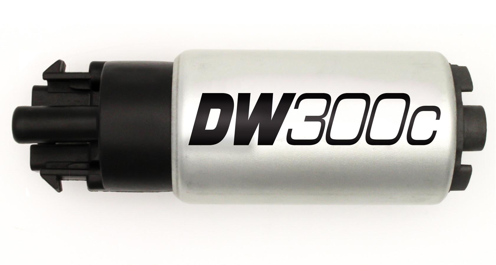DEATSCHWERKS 340 lph DW300 Fuel Pump Kit P//N 9-301-1000
