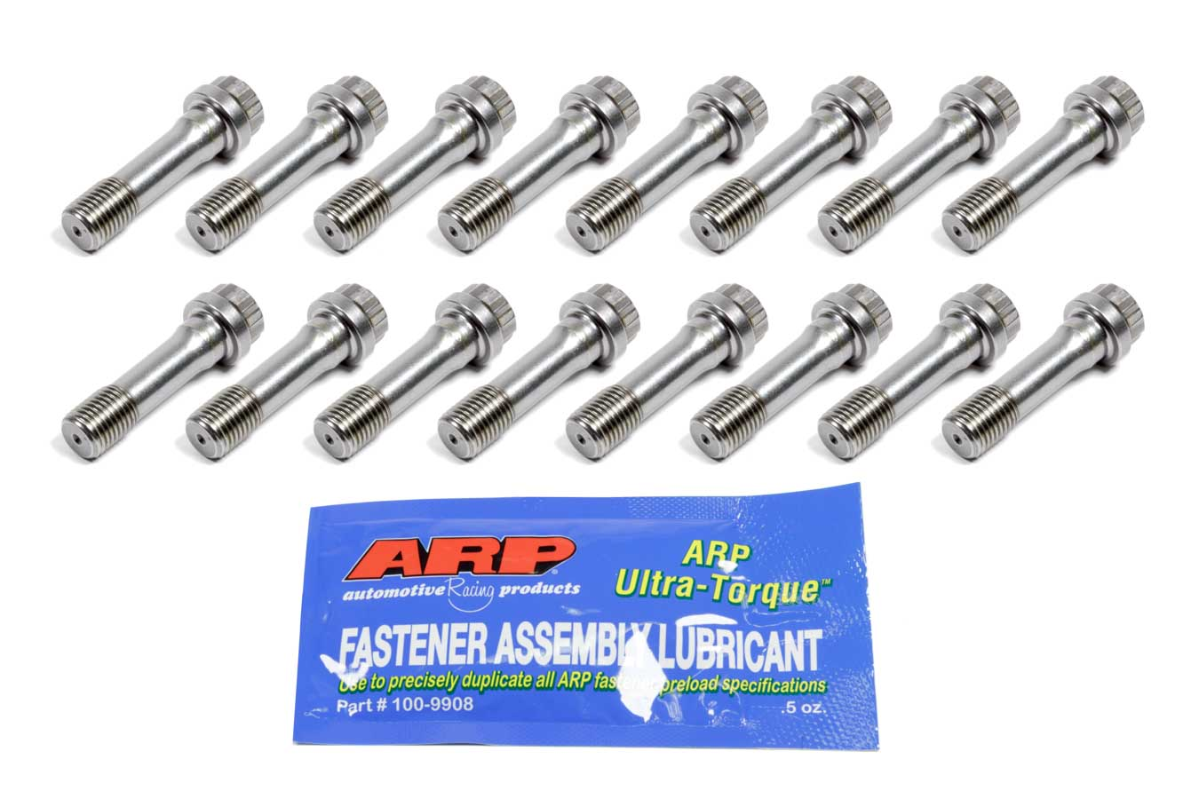 """ARP L19 CONNECTING ROD BOLTS 3//8/""""x1.600/"""" A SET OF 8"""