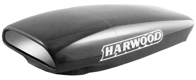 Harwood 4116 Bolt-On Cowl Hood Scoop