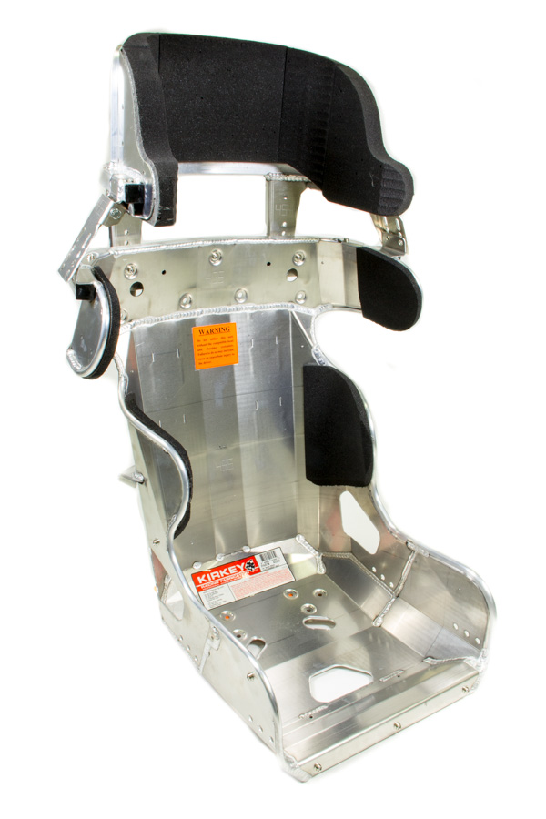 Kirkey 65170KIT 17IN SEAT KIT ADJUSTABLE LAYBACK ROAD RACE AND BLACK COVER