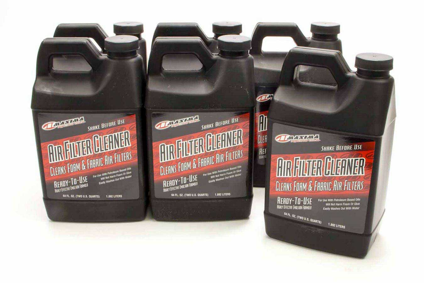 Air Filter Cleaner Case 6x64oz