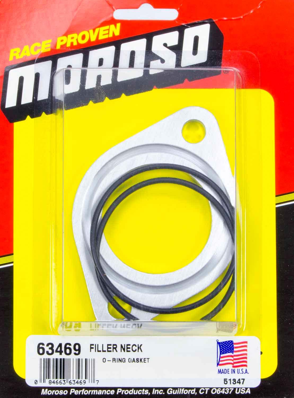 Moroso 63469 Filler Neck for O-Ring Gasket