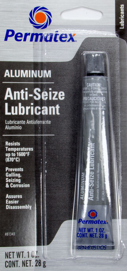 Anti Sieze Compound 1oz