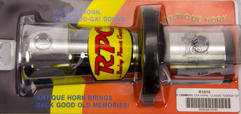 Chrome Motor-Driven Ooogah Horn Air Ride hot rod rat custom