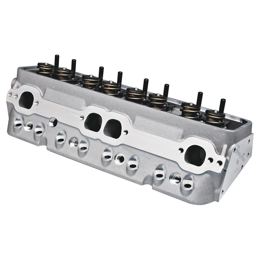 Trick Flow Super 23 195 Cylinder Head For Small Block: TRICK FLOW Chevy Small Block 195 Cc Assm Super 23 Cylinder